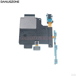 Image 2 - Power Button Switch Volume Button On / Off Ringer Buzzer Loud Speaker Headphone Audio Jack Flex Cable For Samsung T800 T801 T805