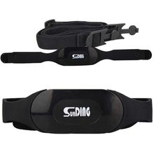 Monitor-Chest-Belt Sport-Heart-Rate Strap-Band Bluetooth-4.0 Wireless Sunding Adjustable