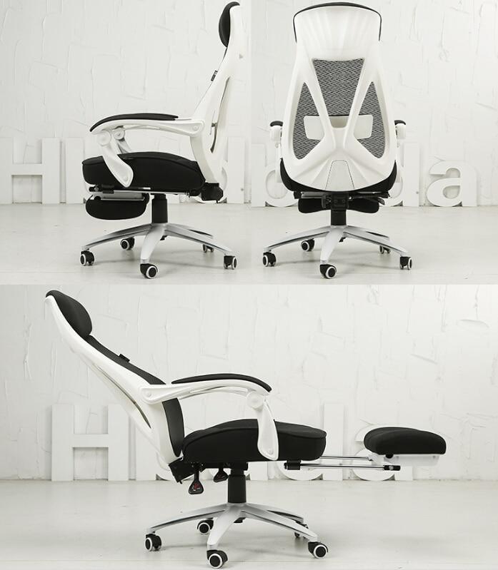 E-спортивные кресла. Бытовые эргономичный стул босса PU