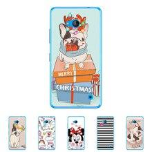 For Microsoft Nokia Lumia 640 5.0 inch Hard Plastic Case Mobile