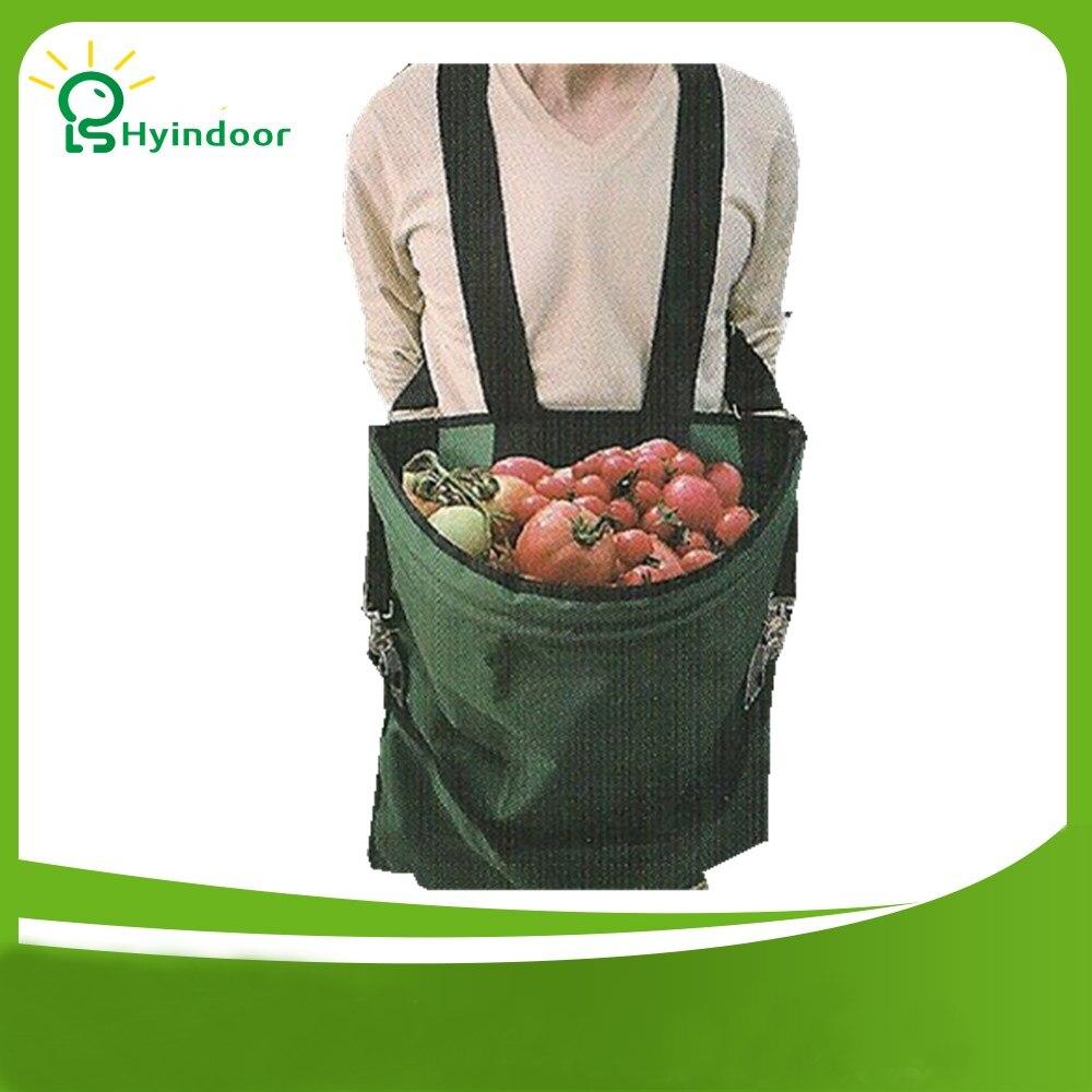 Bolsas de cultivo Durable Nylon recolector's Harvest delantal con una bolsa de gran volumen para jardinero Aspersor rotativo de 360 ángulos con rosca macho de 1/2 pulgadas, riego de césped para Agricultura, Riego de jardín, 1 Uds