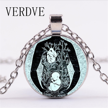 VERDVE Europe and the United States selling pregnant mothers time precious stones life pregnant women delivery gift necklace(China)