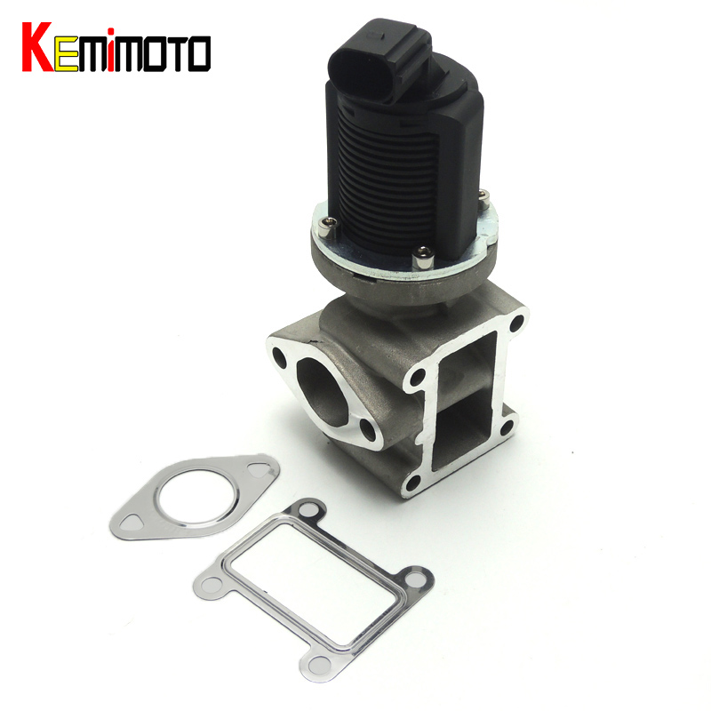 kemimoto exhaust gas recirculation egr valve for opel