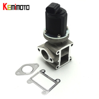 KEMiMOTO Exhaust Gas Recirculation EGR Valve for Opel Astra H Vectra C Zafira 1.9 CDTI for VW PASST 46823850 55194735 55204250