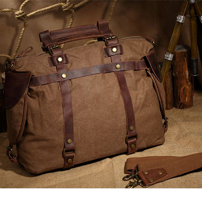 Vintage Crossbody Bag Military Canvas shoulder bags Men messenger bag men Casual Handbag tote Business Briefcase For Computer