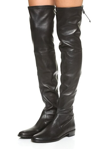 Compare Prices on Long Black Flat Boots- Online Shopping/Buy Low ...
