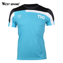 Cycling Jersey Quick Dry Breathable Summer Men T-Shirts Sport Soccer Shirt Top Tee Shirt Running Jerseys Bicycle Cycling Jerseys