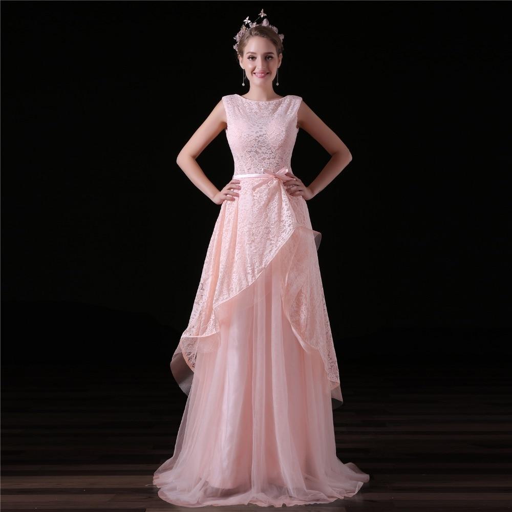 Vestido De Festa Mermaid Dress Lace Bodice Long Bridesmaid Dresses Formal  Prom Dress Sequined Charming Wedding ... 219c4fe4ad28