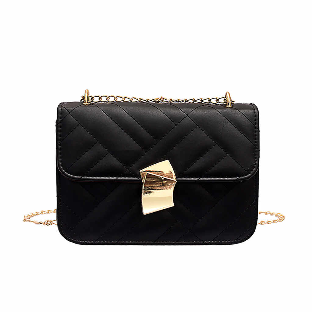 2019 Messenger Women's Leather Tote Bag Luxury Bags Lady Bag Designer crossbody  for women black shoulder bags small