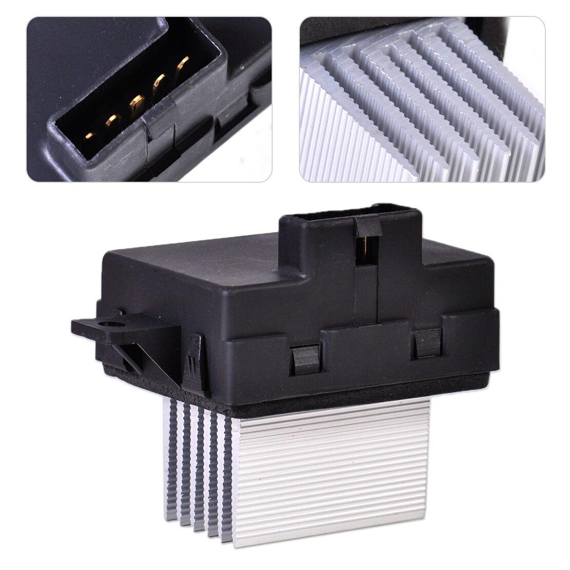 Dwcx hvac heater blower motor resistor 8e5z19e624a ja1712 yh1825l eby 100342 for ford fusion lincoln