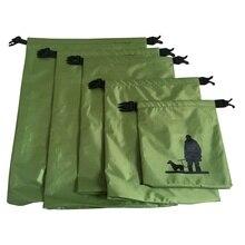5/3 шт. много 1.5L/2.5L/3,5/4.5L/6L открытый плавательный Водонепроницаемый сумка для отдыха на природе сумка для хранения с регулируемым ремешком крюк