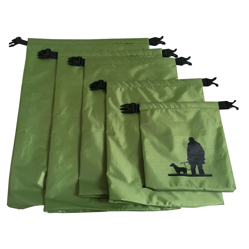 5/3pcs Alot 1.5L/2.5L/3.5/4.5L/6L Outdoor Swimming Waterproof Bag Camping Rafting Storage Dry Bag With Adjustable Strap Hook