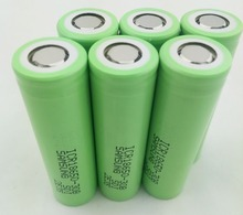 6PCS new Original S amsung 3000mAh3.7V highcapacity RechargeableLithium battery For mobile power supply electronic cigarette