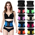 Aohaolee Hot Hourglass Shape Slimming Belts Waist Trainer Corsets Body Shapers Xtreme Power Belts Waist Cincher Modeling Straps