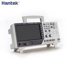 Hantek DSO4072C 2 قناة 70MHz ملتقط الذبذبات الرقمي Osciloscopio مع 1 قناة التعسفي/وظيفة مولد الموجي
