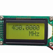 1 МГц~ 1,2 ГГц счетчик частоты тестер измерения для Ham радио