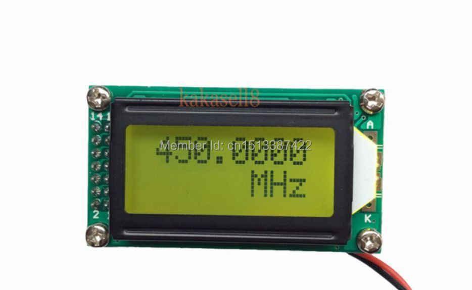 1 ميجا هرتز ~ 1.2 جيجا هرتز تردد عداد اختبار قياس ل هام راديو مجانية
