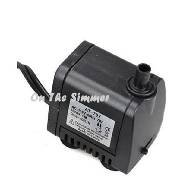 1 meter AT 707 US standard polarity plug 110V voltage 7W mini small ...