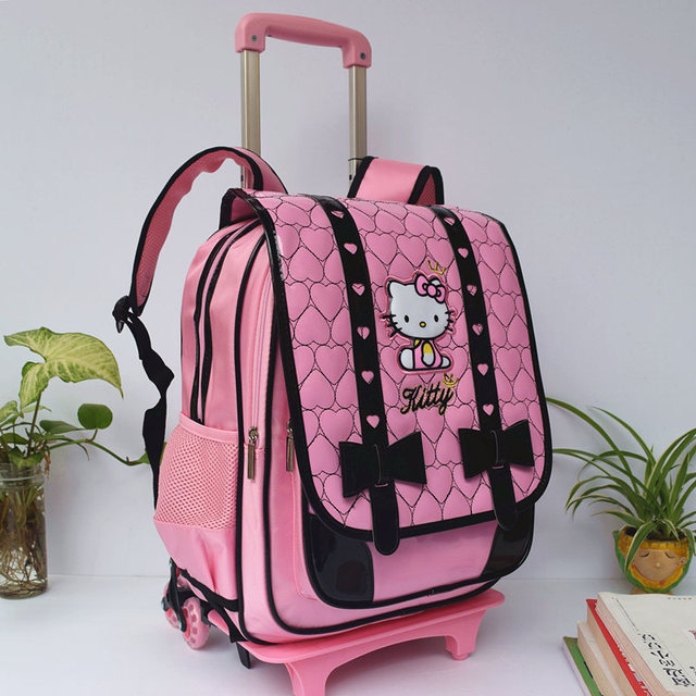 82c20a8b9f Hello Kitty children s Suitcase bag