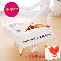 new year Piano music box music box toy child musical instrument boy birthday gift