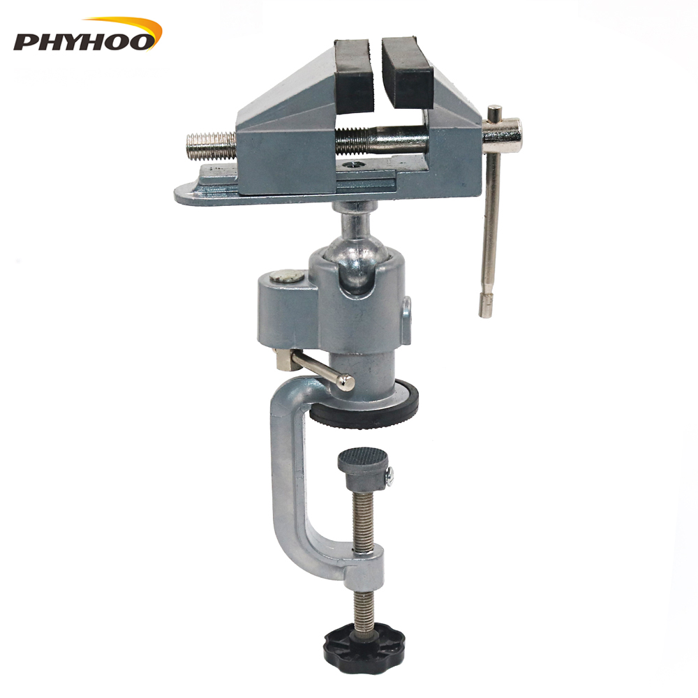 Vises Bench 360° Swivel Vise 3