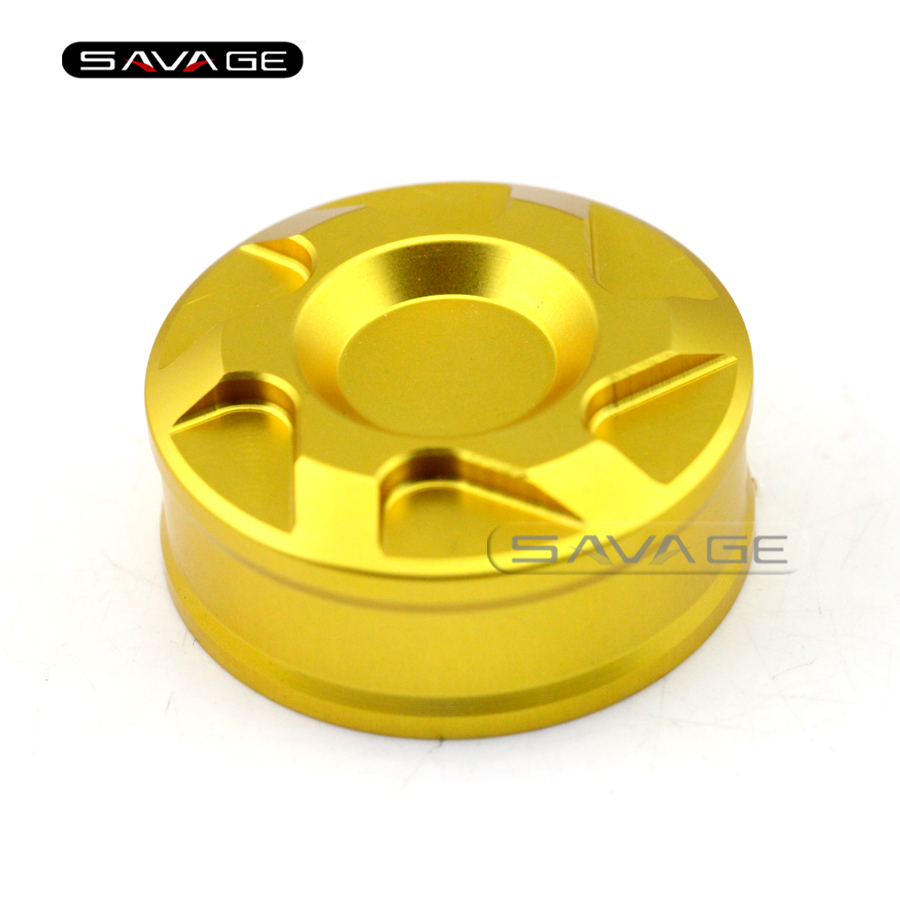 For YAMAHA YZF R25/R3 YZF-R3 YZF-R25 2014-2015 Gold Motorcycle Accessories Rear Brake Fluid Reservoir Cover Cap CNC Aluminum for yamaha yzf r25 r3 yzf r3 yzf r25 2014 2015 motorcycle accessories rear brake fluid reservoir cover cap cnc aluminum