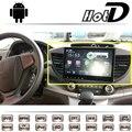 Для HONDA Для CRV CR-V RM 2011 2012 2013 2014 2015 2016 Автомобилей Мультимедийный Dvd-плеер GPS Навигационная Система Android Большой экран