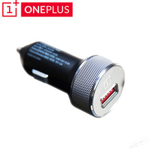 Original Oneplus Dash Car Charger Dash Charge 3.4V~5V=3.5A Standard 5V=2A For Oneplus 5 / 3T / 3(China)