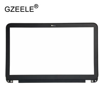 GZEELE NEW for HP ENVY 15-Q ENVY15-Q 15 Q LCD front cover case Bezel Case cover Assembly Laptop shell LCD screen frame black
