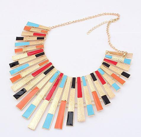 statement necklace collar fashion jewelry wholesale 2013 vintage necklaces for women