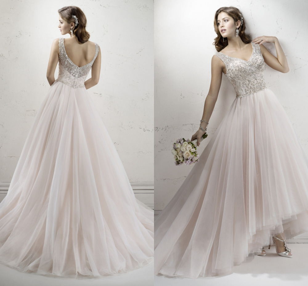 2015 New Exclusive Bridal Dresses Sweetheart Neckline And