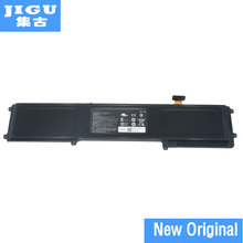 JIGU 11,4 V 70WH 3ICP4/56/102-2 3ICP6/87/87/2 BETTY4 F1 ноутбук Батарея forRAZER для лезвие 14 RZ09-0166 01952E31