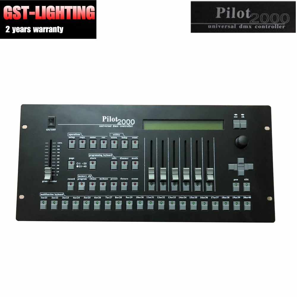pilot 2000 dmx stage light controller Console DMX512 stage Lighting