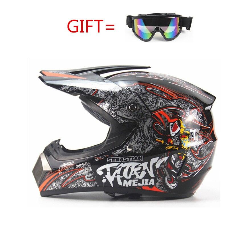 Kinder Motorrad Helme Hohe Qualität Junge Mädchen Schutz Radfahren Motocross Downhill MTV DH Sicherheit helm für kinder DOT