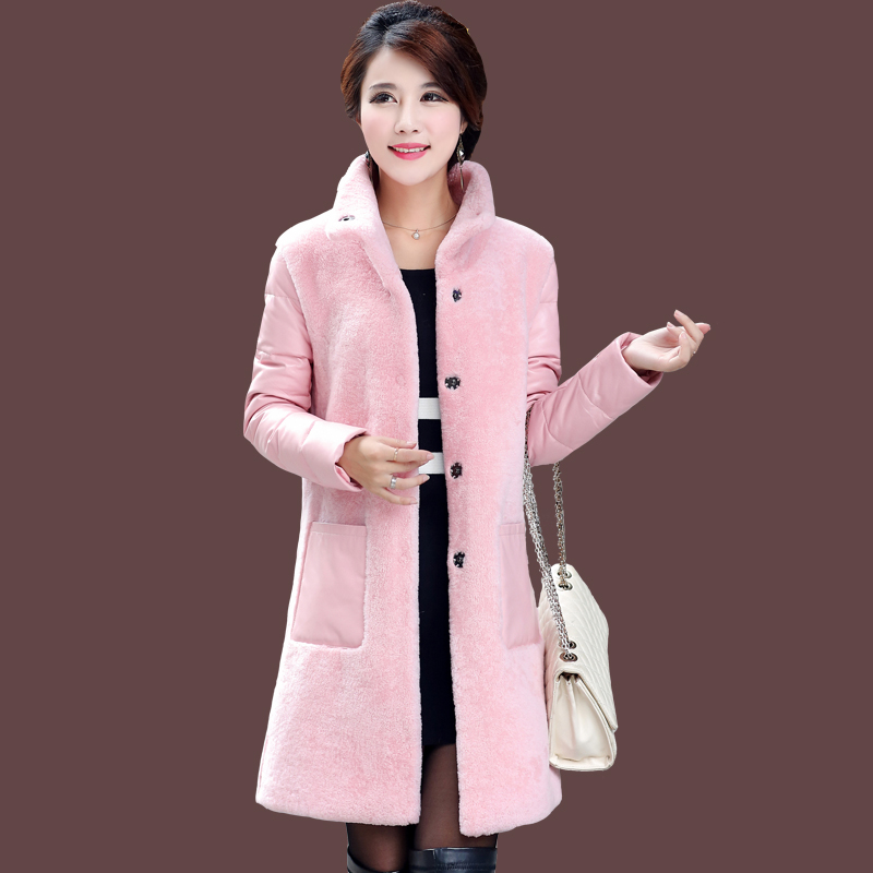 Popular Hooded Shearling Coat-Buy Cheap Hooded Shearling Coat lots ...