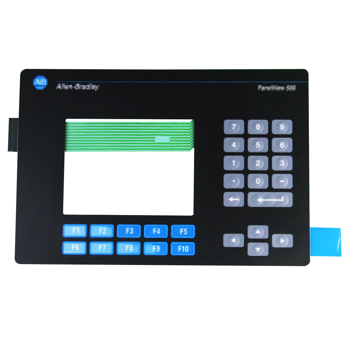 New For AB PanelView 600  2711-B6C1 2711-B6C1L1 2711-B6C20 2711-B6C20L1 Membrane Keypad Operation Panel Protective film new industrial membrane switch keypad 2711p k10c4d2 for ab allen bradley panelview plus 1000