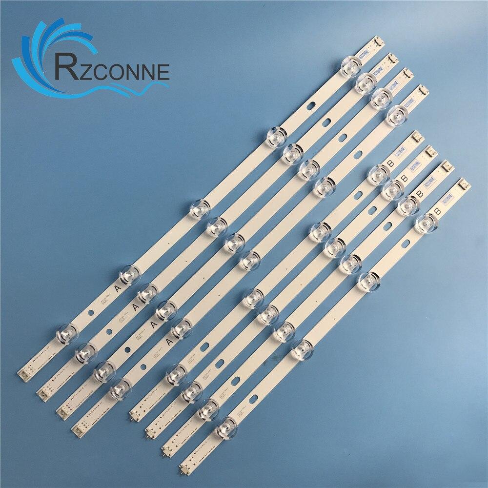 LED Backlight strip For 47LB6500 6916L 1948A 1949A 1961A 1962A 1779A 1780A LG47LY340C LG47GB651C 47LB570B 47LB5600