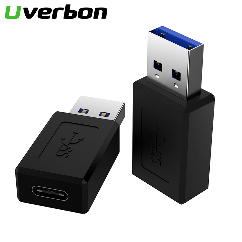 USB 3.0 Male To Type-C Female OTG Data Adapter Converter For Huawei P9 P10 Plus Mate9 Xiaomi Samsung S8 LG G6 G5 V20 OnePlus 2 3