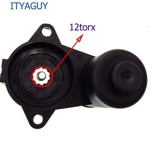 Image 1 - 6/12 TORX 3C0998281 3C0998281A 3C0998281B 32330208 Rear Caliper Parking Brake Servo Motor For AUDI Q3 VW Passat B6 B7 CC Tiguan