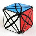MoXing 58mm 8 Ejes Hexaedro Velocidad LanLan Cubo Mágico Juego de Puzzle Cubos Juguetes Educativos Para Niños de Los Niños