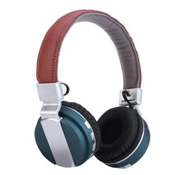 Foldable N65 Bluetooth 3 0 Headset Wireless TF Headphone With LED Screen MP3 Player Stereo Headphones