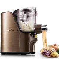 Дома автоматический лапши и Паста чайник нажатия машина электрическая коммерческих быстрая лапша машина Кухня здоровый Еда прибор