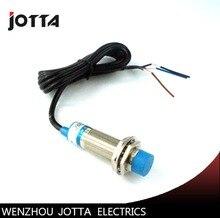 10pcs  Dia M18 Proximity Sensor 6-36VDC 8mm detective Approach Sensor Inductive Proximity Switch LJ18A3-8-Z/BX dc 6 36v npn nc 8mm tubular inductive proximity sensor switch lj18a3 8 z ax