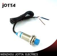 10pcs Dia M18 Proximity Sensor 6 36VDC 8mm detective Approach Sensor Inductive Proximity Switch LJ18A3 8 Z/BX