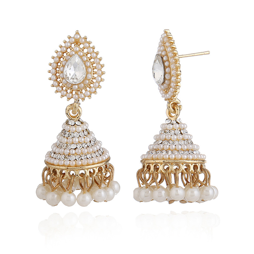 Ohrringe Ohrstecker aus Indien Earrings from India
