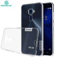 Nillkin TPU Case Ultra Thin Nature Clear Soft Silicon Back Cover For ASUS ZenFone 3 ZE520KL