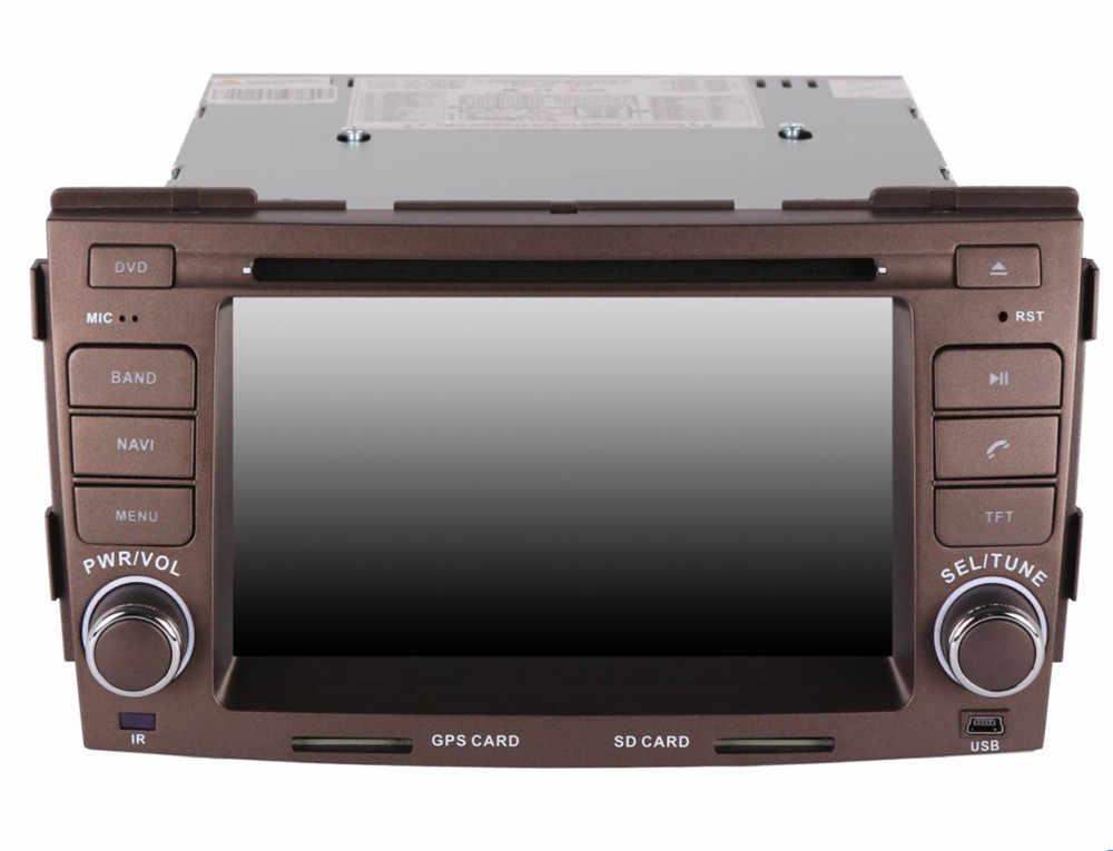 Android 7 1 8 0 Car DVD Player gps navigation radio headunit auto for  HYUNDAI SONATA 2009-2010 octa 8 core 4g RAM 32g rom