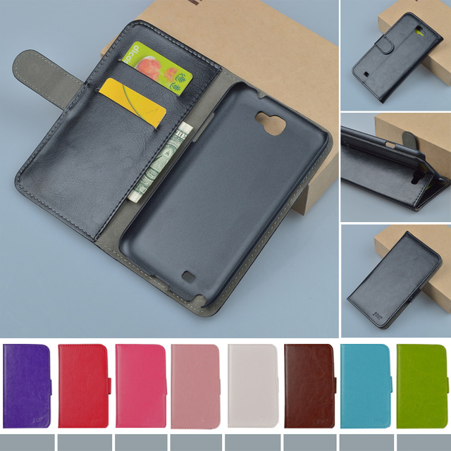 JR Note 2 Flip Retro PU Leather Case For Samsung Galaxy Note 2 II N7100 GT-N7100 Business stylephone cases 5 Colors