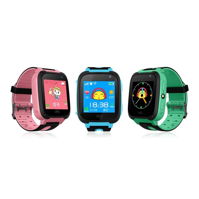 1.44 Inch Touch Screen G36M-S4 Children Smart Watch SOS Emergency Alarm Camera A