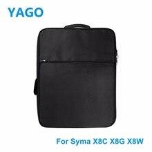 YAGO Drone Étanche Sac À Dos pour Syma X8C X8G X8W Quadcopter Pièces De Rechange Paquet De Stockage drone étanche sac à dos